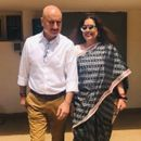 LOK SABHA ELECTIONS 2019 | 'SINCERITY ALWAYS PAYS': ANUPAM KHER CONGRATULATES WIFE KIRRON KHER FOR HER 'STUPENDOUS' SECOND-TIME VICTORY FROM CHANDIGARH