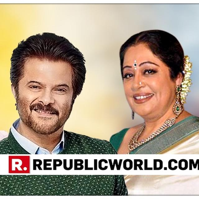 ANIL KAPOOR CONGRATULATES SUNNY DEOL AND KIRRON KHER ON THEIR 2019 LOK SABHA ELECTIONS WINS AS HIS ENDORSEMENT BEARS FRUIT
