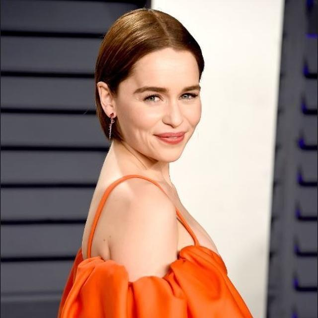 GOT ACTRESS EMILIA CLARKE SAYS SHE TURNED DOWN 'FIFTY SHADES OF GREY' AS SHE WAS DONE WITH ON-SCREEN NUDITY