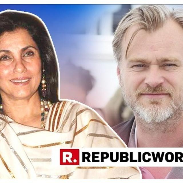 WITH DIMPLE KAPADIA SET FOR ROLE IN CHRISTOPHER NOLAN'S 'TENET', HERE'S THE STORY BEHIND THE BIG CASTING