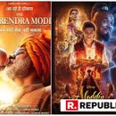 WILL SMITH'S 'ALADDIN' OVERSHADOWS 'INDIA'S MOST WANTED' AND 'PM NARENDRA MODI' BIOPIC, EMERGES AS THE FIRST CHOICE OF MOVIEGOERS WITH A COLLECTION OF OVER RS 4 CRORE ON DAY 1