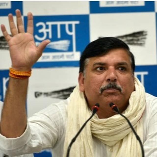 ARVIND KEJRIWAL APPOINTS SANJAY SINGH AS AAP'S RAJASTHAN IN-CHARGE, RELEASES STATEMENT