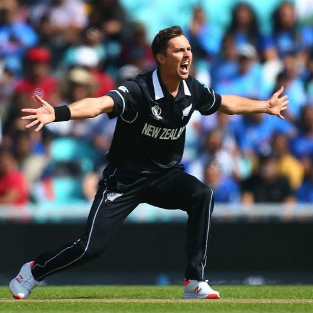 WE WILL TAKE SOME CONFIDENCE OUT OF WIN AGAINST INDIA: TRENT BOULT