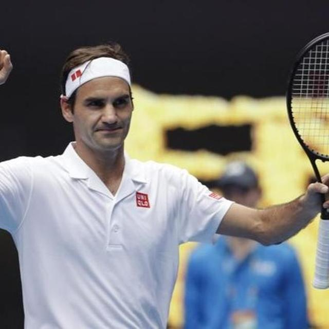 FRENCH OPEN: FEDERER CRUISES PAST LORENZO SONEGO IN FIRST ROUND