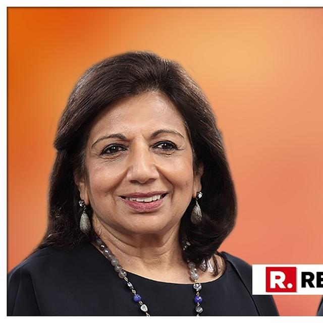 PM MODI'S SECOND TERM IS A 'GOD SENT OPPORTUNITY TO LEAD INDIA INTO A GOLDEN ERA' SAYS BIOCON MD KIRAN MAZUMDAR SHAW