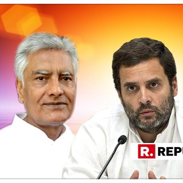 CONGRESS RESIGNATION CRISIS DEEPENS, STATE'S PUNJAB CHIEF ALSO OFFERS TO RESIGN DESPITE PARTY'S GOOD PERFORMANCE
