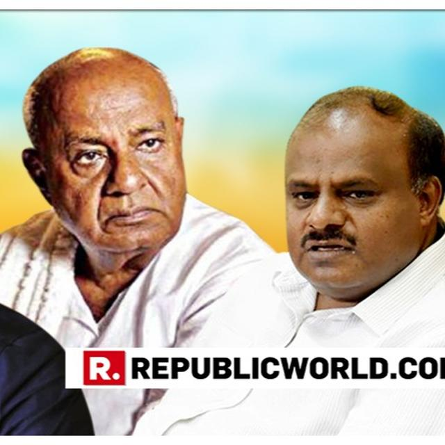 NEWSPAPER EDITOR, STAFF BOOKED FOR REPORT ON DEVE GOWDA FAMILY