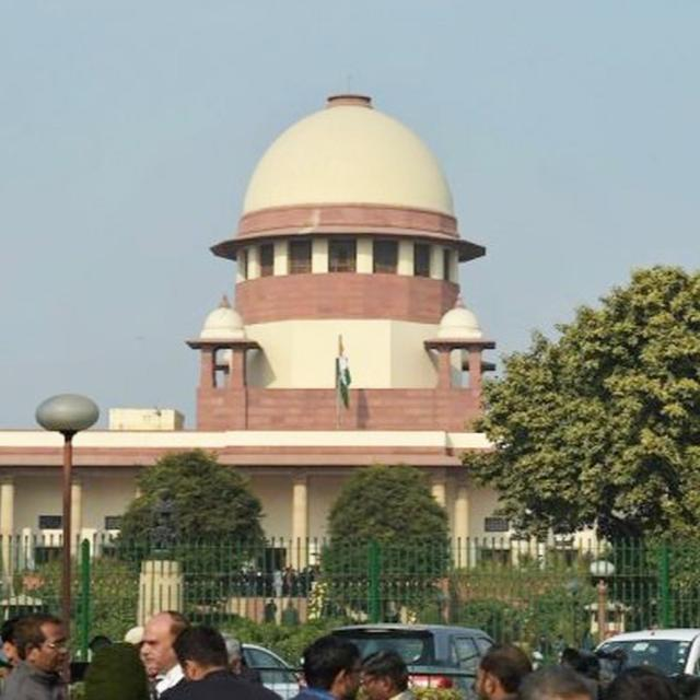 ACCUSED WITH CANCER MOVES BAIL PLEA IN SUPREME COURT TO DIE IN 'MOTHER'S LAP'