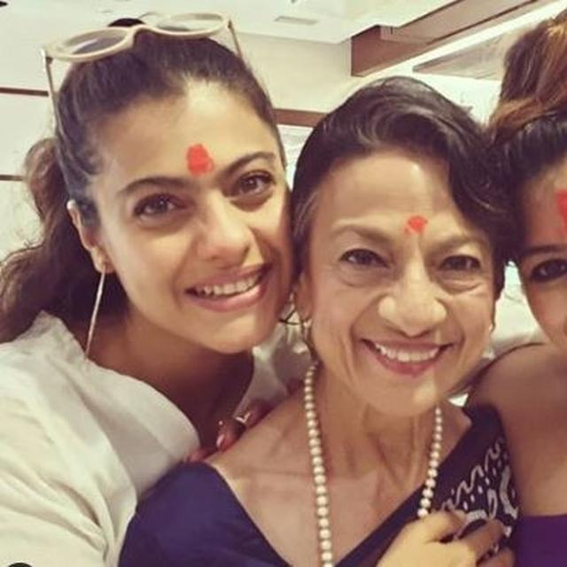 VETERAN ACTOR AND KAJOL'S MOTHER TANUJA HOSPITALISED, TO UNDERGO OPERATION