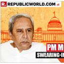 NAVEEN PATNAIK NOT TO ATTEND MODI'S SWEARING-IN CEREMONY