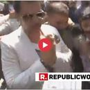 WATCH: ROBERT VADRA REACHES ED OFFICE IN DELHI'S JAMNAGAR HOUSE FOR QUESTIONING IN MONEY-LAUNDERING CASE