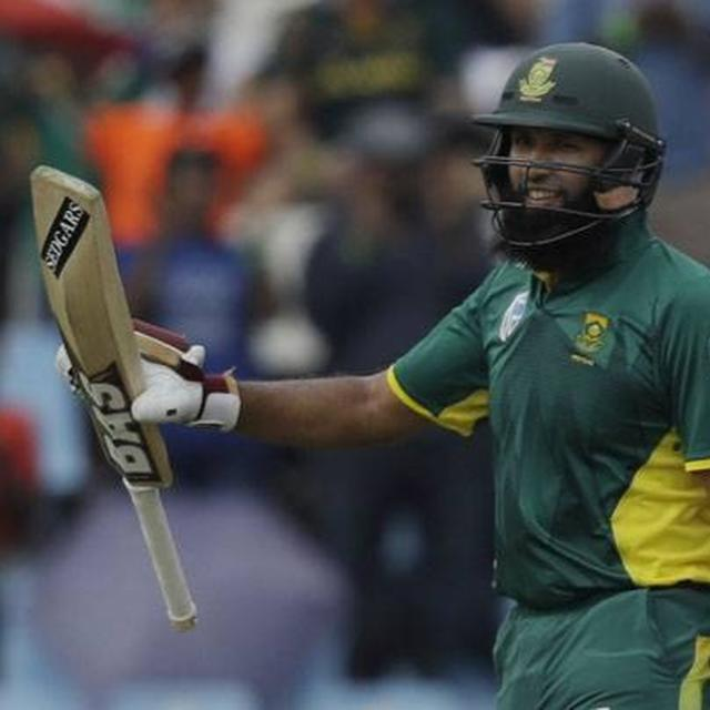 HASHIM AMLA JUST 90 RUNS AWAY FROM BREAKING KOHLI'S ODI RECORD