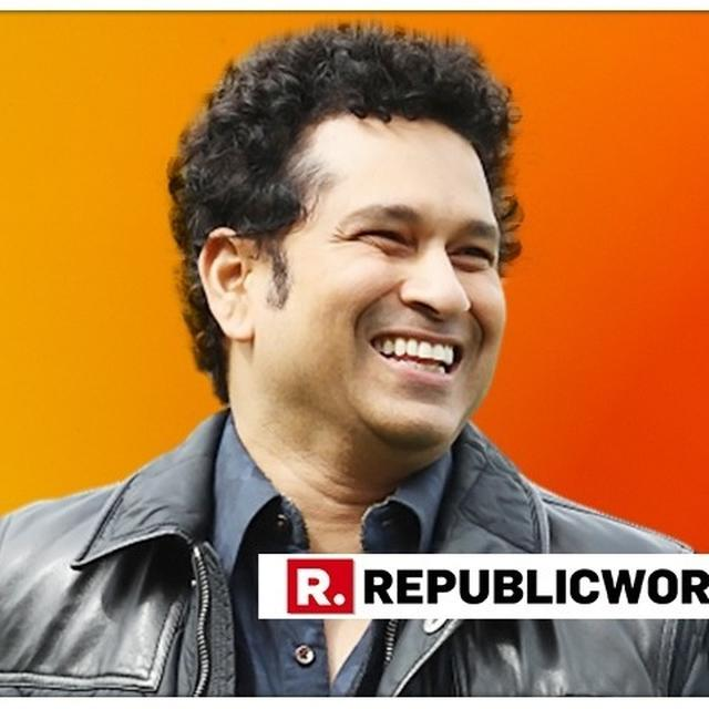 WORLD CUP 2019 | SACHIN TENDULKAR TO MAKE HIS OFF-FIELD CRICKETING DEBUT DURING THE ENGLAND-SOUTH AFRICA TOURNAMENT OPENER