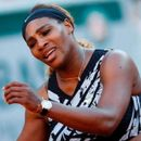 SERENA WILLIAMS KNOCKED OUT OF FRENCH OPEN