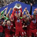LIVERPOOL BEAT TOTTENHAM TO LIFT CHAMPIONS LEAGUE TITLE