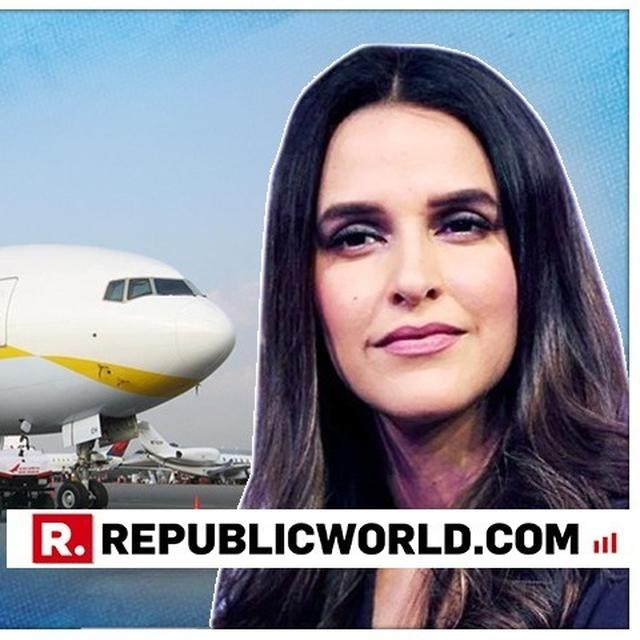 NEHA DHUPIA MISSES THE JET AIRWAYS, HERE'S WHAT SHE WROTE FOR THE AIRLINE