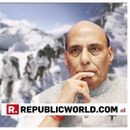 RAJNATH SINGH TO VISIT SIACHEN, THE WORLD'S HIGHEST BATTLEFIELD, TO REVIEW THE SECURITY SITUATION; HIS FIRST AS DEFENCE MINISTER
