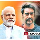 AJAY DEVGN IS 'TOUCHED AND HUMBLED' BY PM NARENDRA MODI'S LETTER ON THE DEMISE OF HIS FATHER VEERU DEVGAN. READ HERE