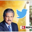 ANAND MAHINDRA GOES DOWN MEMORY LANE, SHARES SIGNBOARD SAYING 'BEHAVE LIKE ANIMALS'