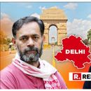 """WATCH: SWARAJ INDIA CHIEF YOGENDRA YADAV CLARIFIES HIS """"I WANT TO HOLD VOTERS BY THE COLLARS AND SAY- YOUIDIOTS"""" RELEASING THE FULL CONTEXT, HERE'S WHAT HE SAID"""