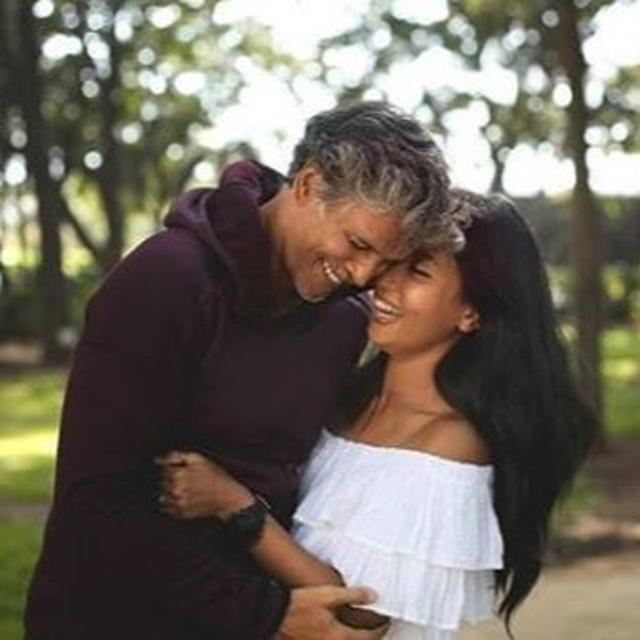'ONCE, IN THE HOTEL LOBBY, I SAW A TALL, RUGGED MAN': ANKITA KONWAR RECALLS THE FIRST TIME SHE MET HUSBAND MILIND SOMAN