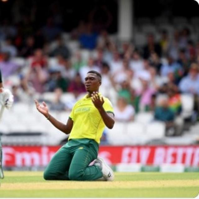 WORLD CUP 2019 | LUNGI NGIDI SUFFERS HAMSTRING INJURY, WILL MISS CLASH AGAINST INDIA