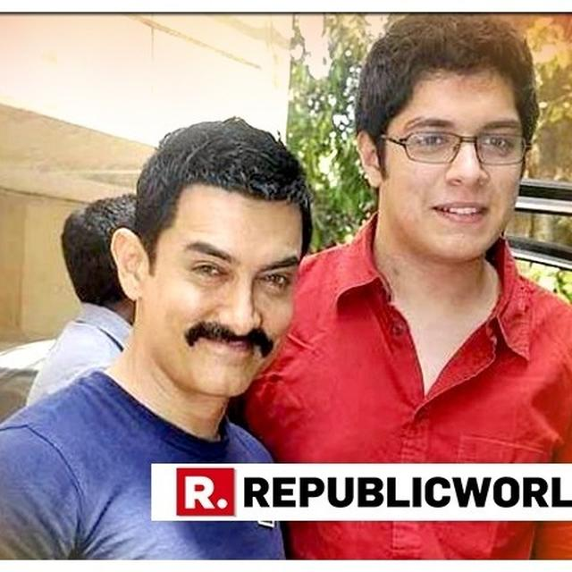 'WONDER HOW HE CHARMED HER, I NEVER DID!': AAMIR KHAN'S WISH FOR HIS SON JUNAID KHAN ON HIS BIRTHDAY FEATURES ONE OF HIS MOST FAMOUS CO-STARS