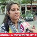#ACTIVINDIA IN DELHI | THE CITIZENS OF DELHI TALK ABOUT THE IMPORTANCE OF A GOOD GOVERNMENT