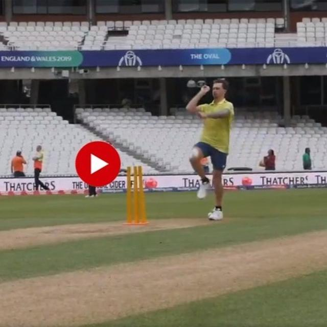 WATCH: SOUTH AFRICA'S TRUMP CARD DALE STEYN RACES TO BE FIT FOR WORLD CUP 2019 ENCOUNTER WITH INDIA