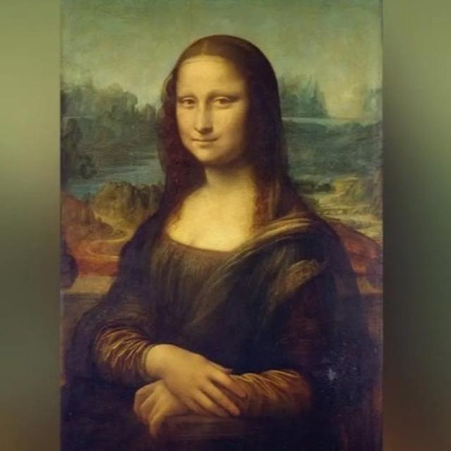 MONA LISA'S SMILE MAY NOT BE GENUINE: STUDY