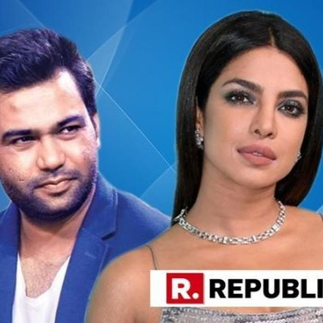 ALI ABBAS ZAFAR TRIVIALISES SALMAN KHAN'S OUTRAGEOUS REMARK ON PRIYANKA CHOPRA, SAYS 'WHAT HE'S DOING TO HER HAPPENS TO ME ON SET EVERYDAY'