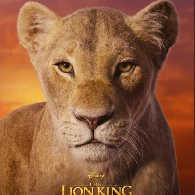 'THE LION KING' NEW TEASER: HEAR BEYONCE AS SIMBA'S BAE FOR THE FIRST TIME