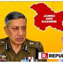 """""""NEW KASHMIR POLICY WILL BRING JUSTICE TO MIGRANTS FROM VALLEY,"""" SAYS FORMER J&K DGP SHESH PAUL VAID ASSESSING DELIMITATION"""