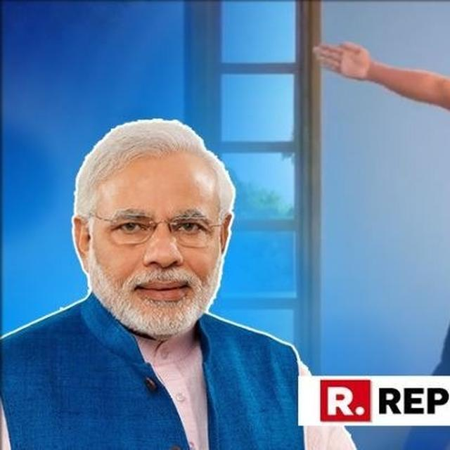 WATCH: AHEAD OF YOGA DAY 2019, PM MODI SHARES ANIMATED VIDEO DEMONSTRATING THE 'TRIKONASANA', URGES CITIZENS TO MAKE IT AN INTEGRAL PART OF THEIR LIVES
