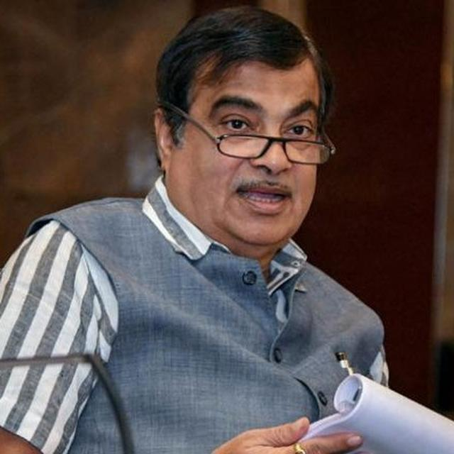 GOVERNMENT LOOKS TO INTRODUCE MOTOR BILL IN UPCOMING PARLIAMENT SESSION AFTER CABINET NOD: NITIN GADKARI