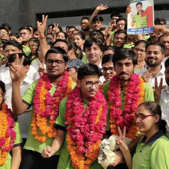 NINE STUDENTS FROM DELHI AMONG TOP 50 SCORERS OF NEET 2019