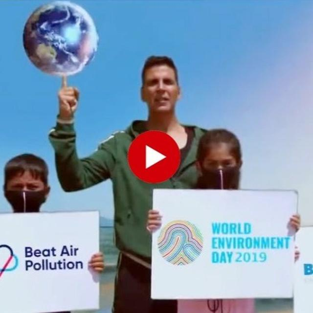 WATCH: AKSHAY KUMAR, SHAAN, RAJKUMMAR RAO, AND OTHERS RELEASE 'HAWA AANE DE' MUSIC VIDEO ON WORLD ENVIRONMENT DAY, COLLABORATE TO FIGHT AGAINST AIR POLLUTION