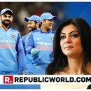 'WHAT A START!': SUSHMITA SEN CHEERS FOR INDIAN CRICKET TEAM AFTER ITS SPECTACULAR WIN, OTHER CELEBRITIES JOIN IN