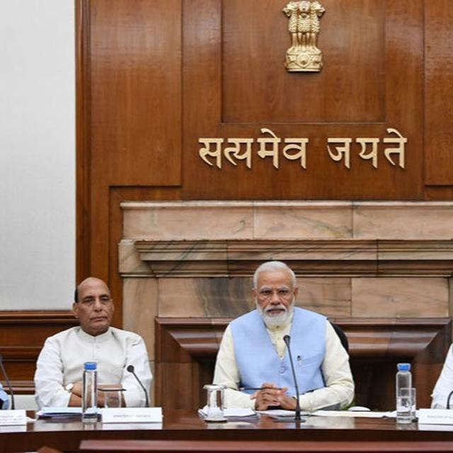 HOMEMINISTER SHAH IN ALL 8, PM MODI AND SITHRAMAN IN 6, RAJNATH IN 2 CABINET COMMITTEES