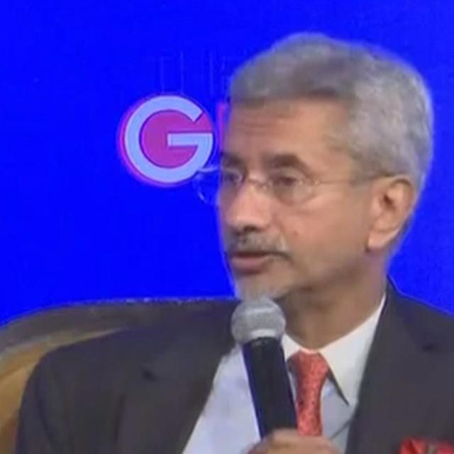 """WATCH: """"NATIONALISM IN INDIA IS THE NATIONALISM OF CONFIDENCE,"""" SAYS EAM JAISHANKAR HIGHLIGHTING ACCEPTANCE OF INDIA'S RISE IN STATURE"""