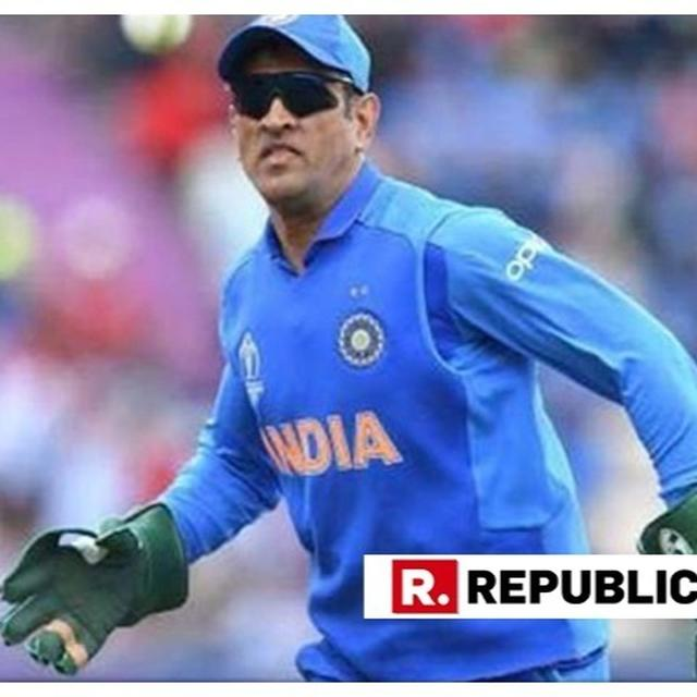 BIG PROVOCATION: ICC TAKES ISSUE WITH MS DHONI'S 'BALIDAAN BADGE' TRIBUTE TO INDIA'S PARA FORCES, ASKS BCCI TO GET IT TAKEN OFF HIS GLOVES