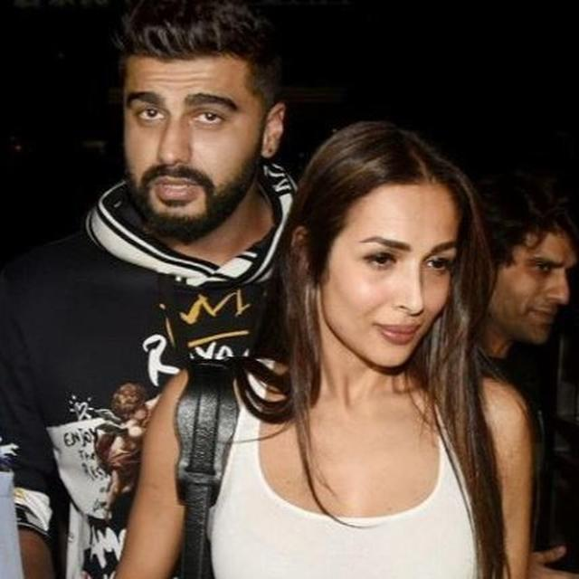"WHILE ARJUN KAPOOR SHARES A CHILDHOOD PICTURE FROM HIS HORSE-RIDING DAYS, MALAIKA ARORA'S QUESTION ON THE POST HAS ALL OF US THINKING ""WHY SO GRUMPY"""