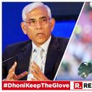 BIG: BCCI BACKS MS DHONI'S 'BALIDAAN BADGE' GLOVES AMID NATIONWIDE CAMPAIGN, WRITES TO ICC SEEKING CLEARANCE