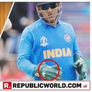 """""""DHONI, KEEP THE GLOVE,"""" SAYS TAREKH FATEH IMPLORING BCCI TO TAKE ON ICC OVER ITS OBJECTION TO THE 'BALIDAAN BADGE' ON MS DHONI'S GLOVE"""