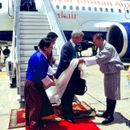 EAM DR. S. JAISHANKAR ARRIVES IN BHUTAN ON FIRST OVERSEAS VISIT
