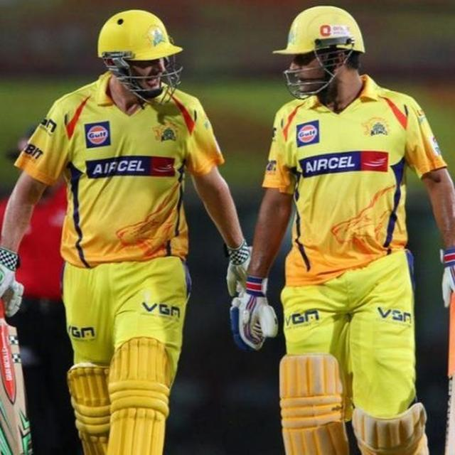 SHARING DHONI'S SECRETS WITH AUSTRALIA? NAAH, SAYS CSK COACH MIKE HUSSEY