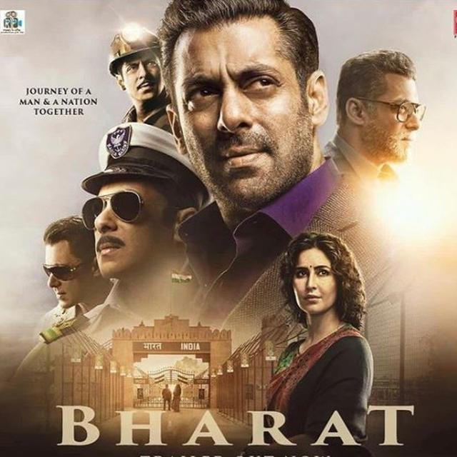SALMAN KHAN-KATRINA KAIF'S 'BHARAT' MAINTAINS MOMENTUM, MINTS OVER RS. 73 CRORE IN TWO DAYS