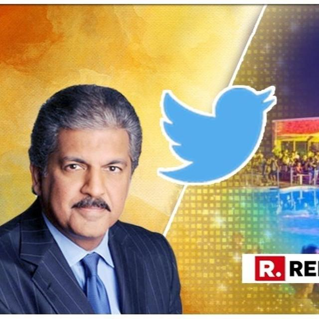 'JAI HO INDIA'S SOFT POWER!', CHEERS ANAND MAHINDRA AS DJ FROM HIS GREECE TRIP PLAYS THIS POPULAR INDIAN SONG