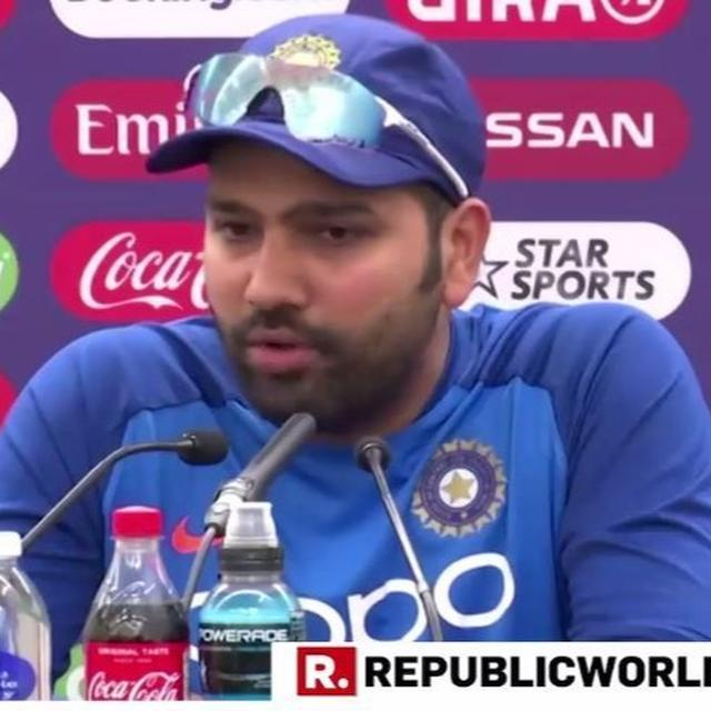 WORLD CUP 2019 | INNINGS AGAINST SOUTH AFRICA WAS ONE OF MY BEST, SAYS ROHIT SHARMA