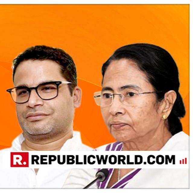 """AMIT SHAH IS THE """"PRINCIPAL"""" WHERE PRASHANT KISHOR IS """"STUDENT"""": BJP TAKES A POTSHOT AT TMC ROPING IN POLL STRATEGIST FOR CAMPAIGNING"""
